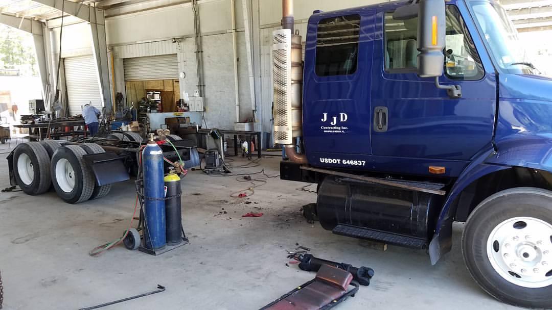 Fabrication Yavorskys Truck Service